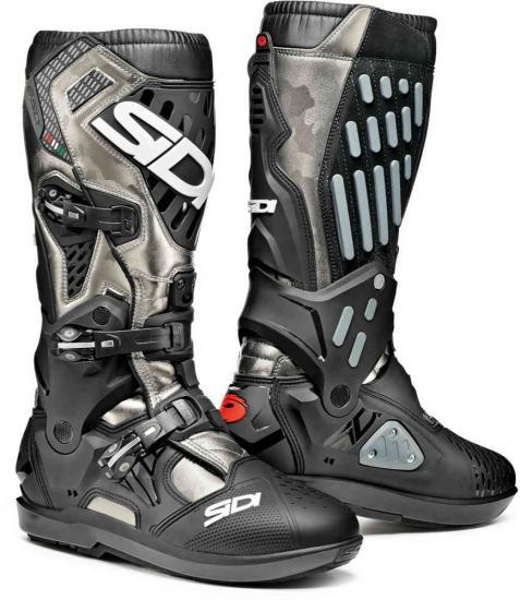 Sidi Atojo SRS Camo Motocross Boots