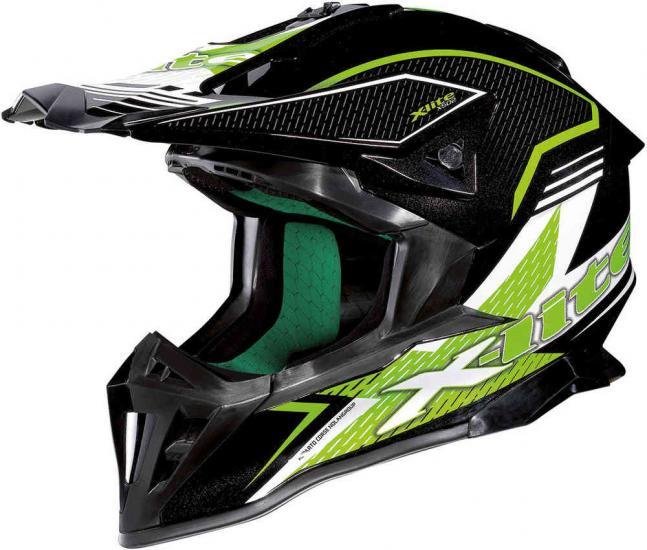 X-Lite X-502 Blackflip Motocross Helmet