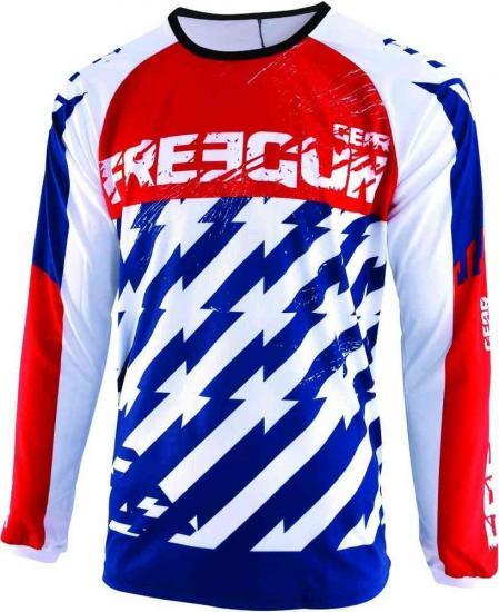 Freegun Devo Outlaw Kids Motocross Jersey