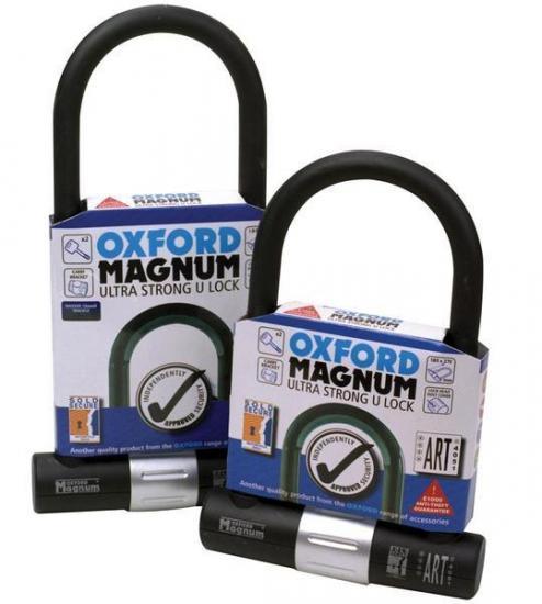 Oxford Magnum Medium U-Lock 258mm