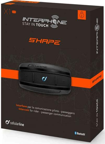 Interphone Shape Bluetooth Communication System