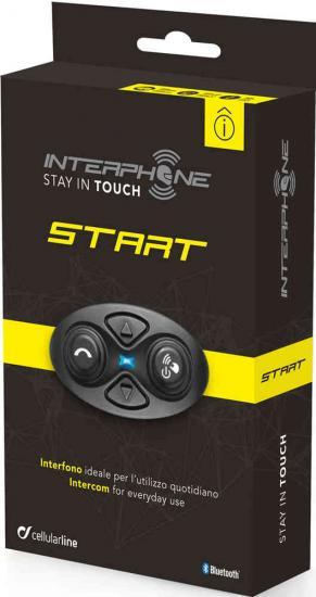 Interphone Start Bluetooth Communication System