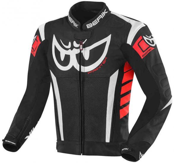 Berik Zakura Motorcycle Leather Jacket