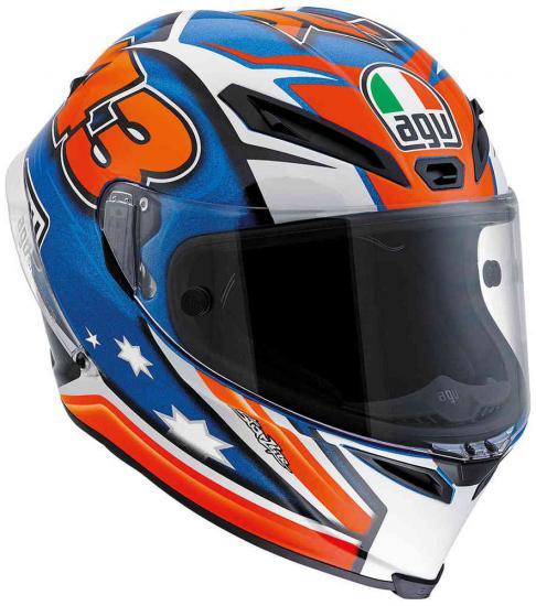 AGV Corsa Miller 2015 Replica Pinlock Helmet