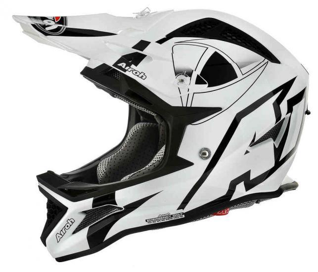 Airoh Fighter Millenium Helmet