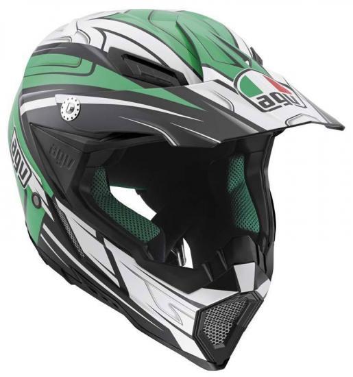 AGV AX-8 Evo Factory Motocross Helmet