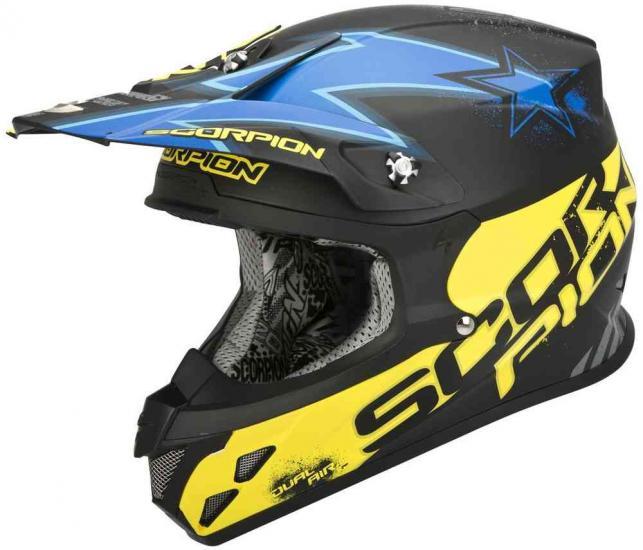 Scorpion VX-20 Air Magnus Cross Helmet