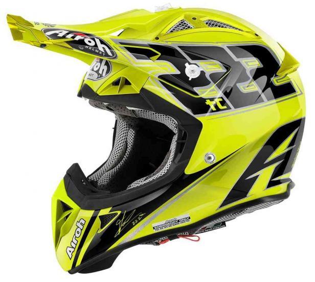 Airoh Aviator 2.1 TC15 Motocross Helmet
