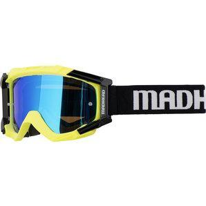 Madhead S12 Pro + Motocross Goggle