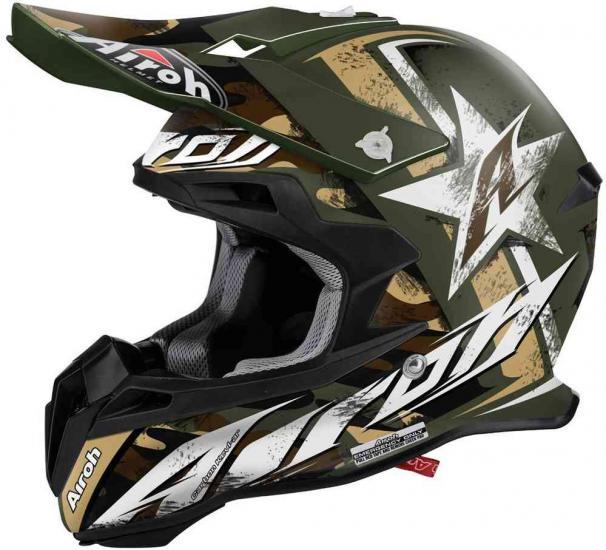 Airoh Terminator 2.1 Ground Motocross Helmet