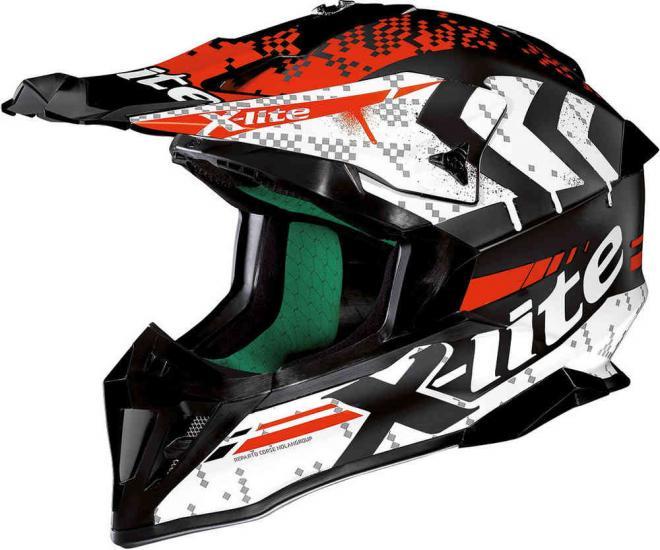 X-Lite X-502 Nac Nac Motocross Helmet