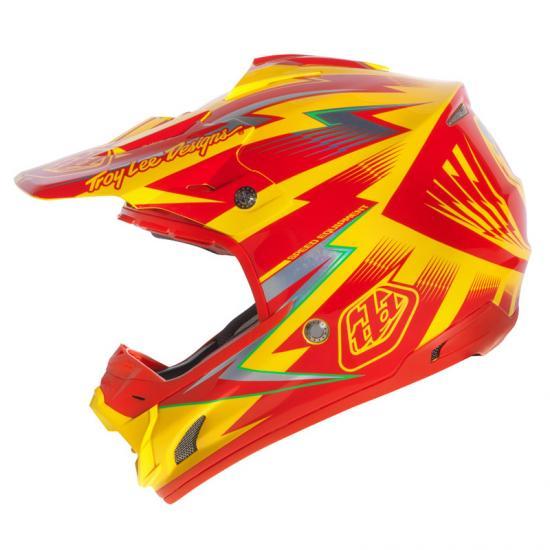 Troy Lee Designs SE3 Cyclops Helmet