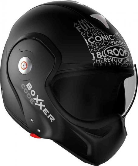 Roof Boxxer Carbon Code Helmet