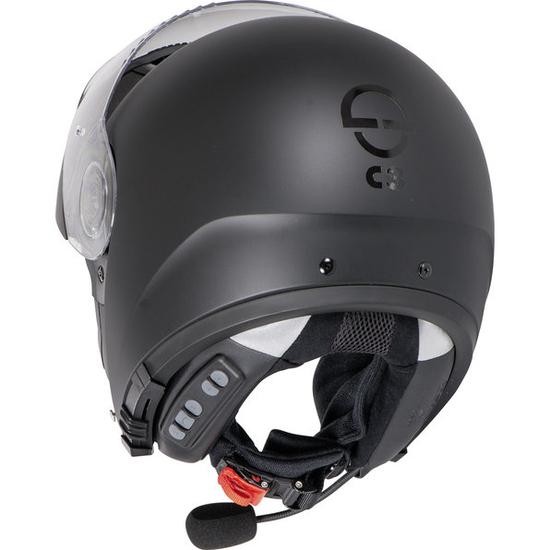 Schuberth C3 + SRC-System Flip-Up Helmet. SOODUS!!!