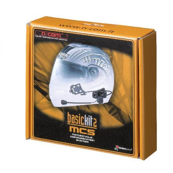 Nolan N-Com Basic Kit 2 MCS