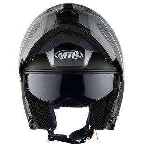 MTR K-13 Flip-Up Helmet