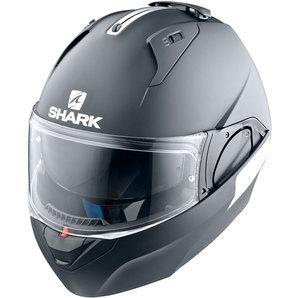 Shark Evo-One 2 Blank Mat Flip-Up Helmet