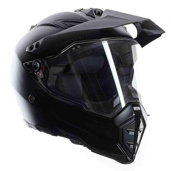 AGV AX-8 Dual Carbon Matt Helmet