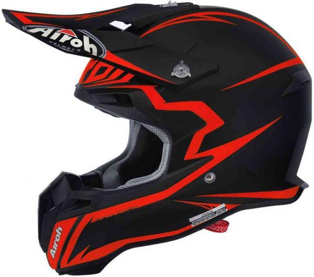 Airoh Terminator 2.1 Fit Motocross Helmet