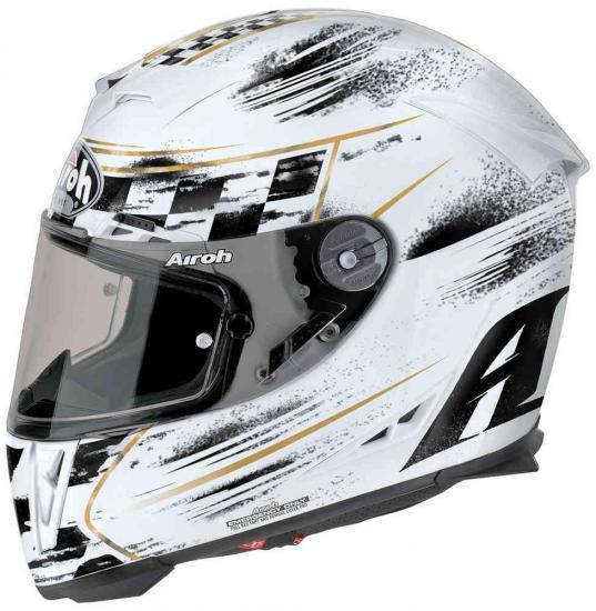 Airoh GP500 Check Helmet