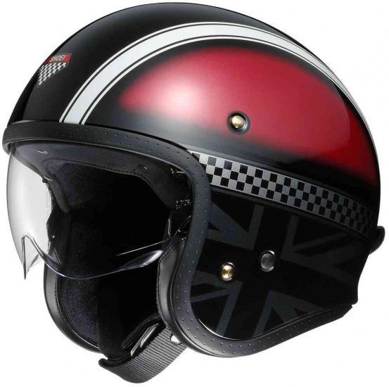 Shoei J.O Hawker Jet Helmet
