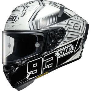 Shoei X-Spirit III Marquez4 TC-6 Full-Face Helmet