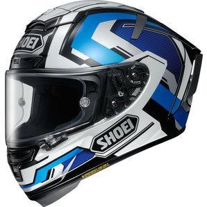 Shoei X-Spirit III Brink TC-2 Fullface Helmet