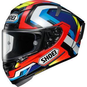 Shoei X-Spirit III Brink TC-1 Fullface Helmet