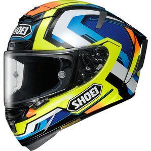 Shoei X-Spirit III Brink TC-10 Fullface Helmet