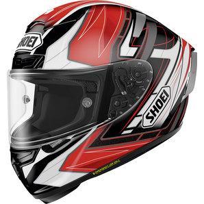Shoei X-Spirit III Assail TC-1 Fullface Helmet