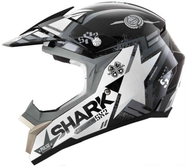 Shark SX-2 Wacken Cross Helmet