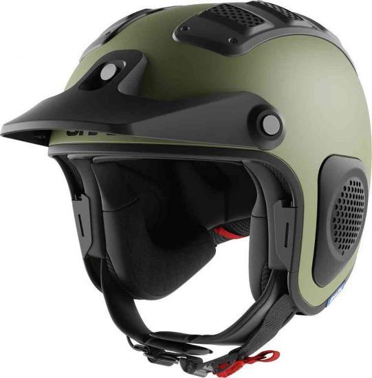 Shark ATV-Drak Blank Mat Off-Road Helmet