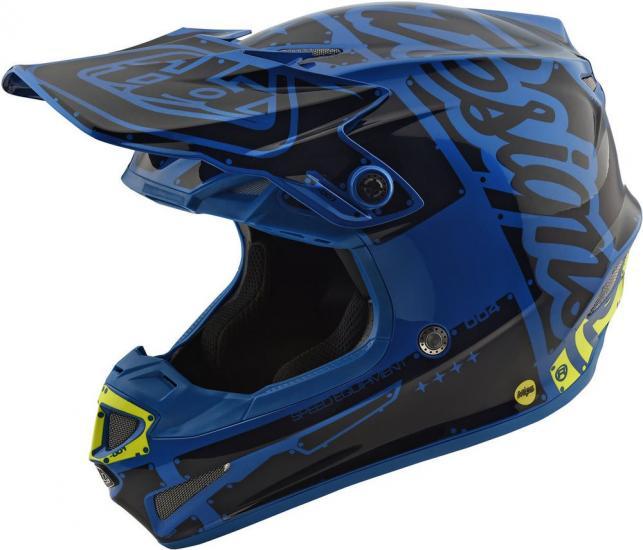 Troy Lee Designs SE4 PA Youth Helmet
