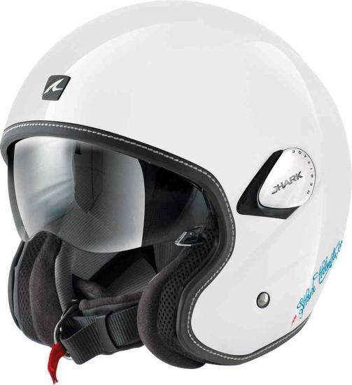 Shark Heritage Tawny Jet Helmet