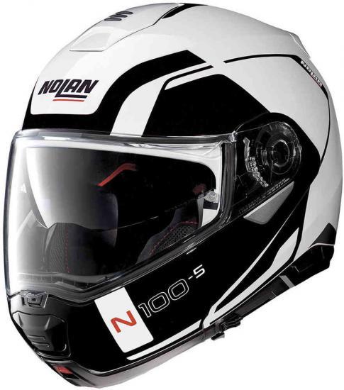 Nolan N100-5 Consistency N-Com Helmet