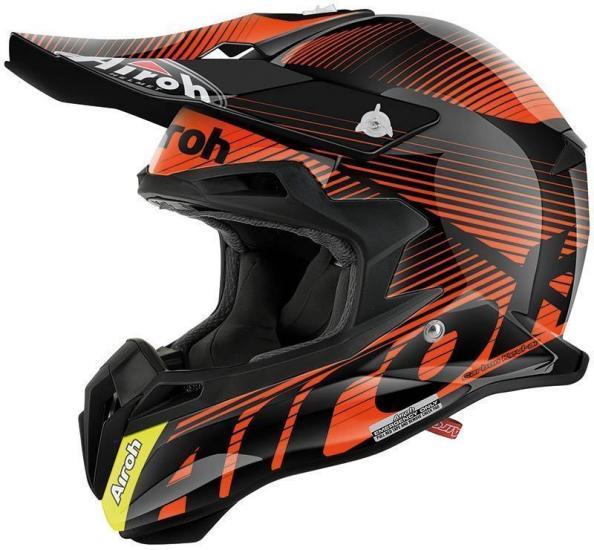 Airoh Terminator 2.1 Levels Motocross Helmet