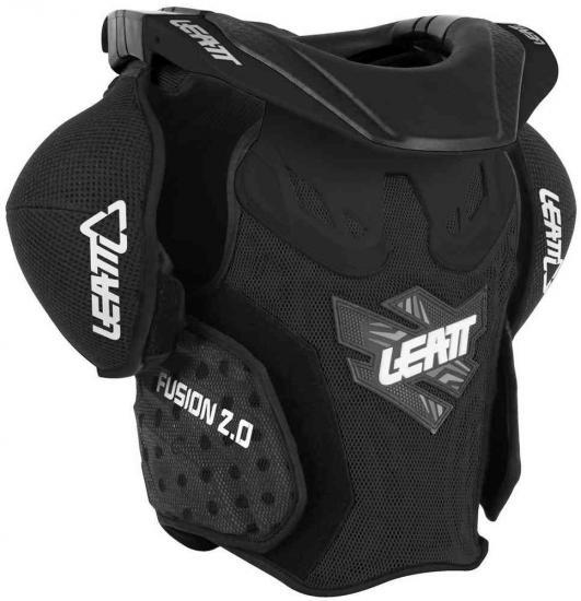 Leatt Fusion 2.0 Junior Kids Protector Vest