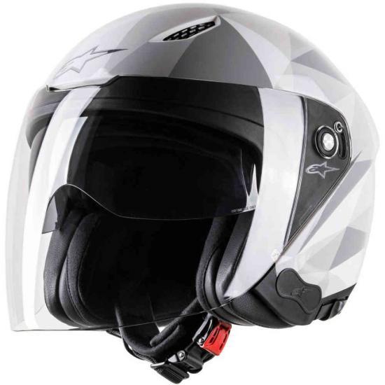 Alpinestars Novus Origami Jet Helmet