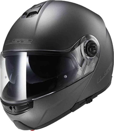 LS2 FF325 Strobe Helmet, KOHE OLEMAS XXL