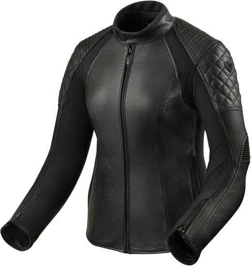 Revit Luna Ladies Motorcycle Leather Jacket