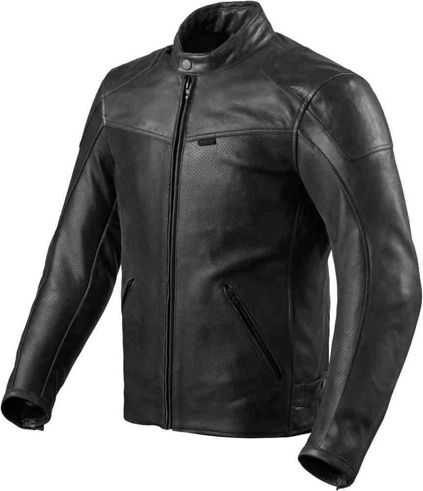 Revit Sherwood Air Motorcycle Leather Jacket
