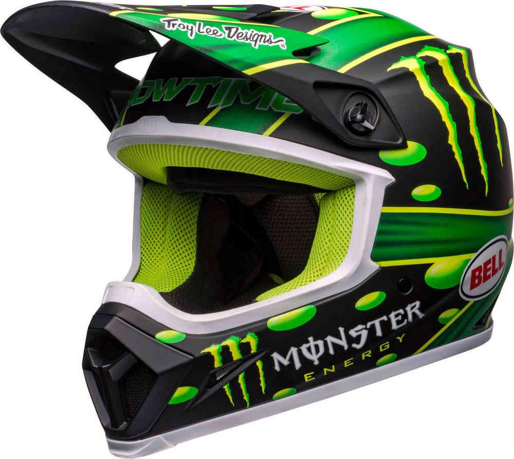 Bell MX-9 Showtime MIPS Motocross Helmet