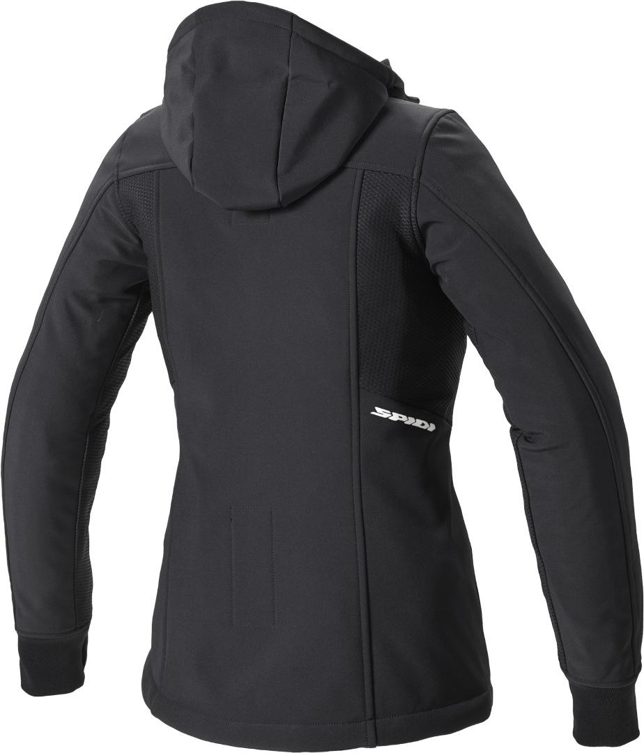 Spidi Hoodi Armor Women Motorcycle Textile Jacket