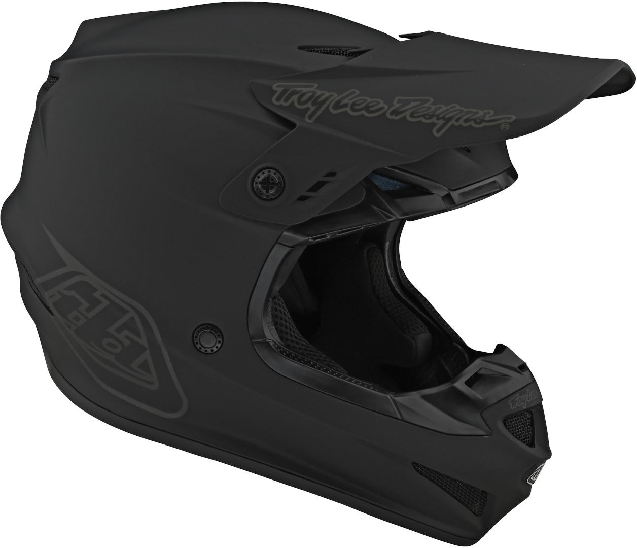 Troy Lee Designs GP Mono Youth Motocross Helmet
