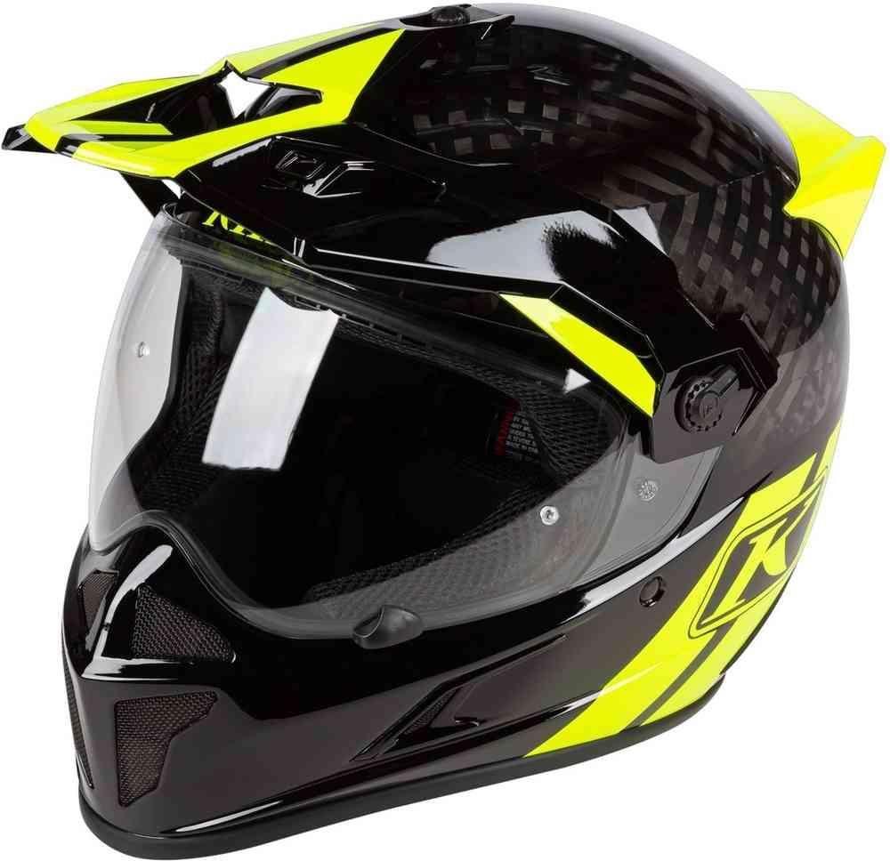 Klim Krios Twotrak Carbon Motocross Helmet