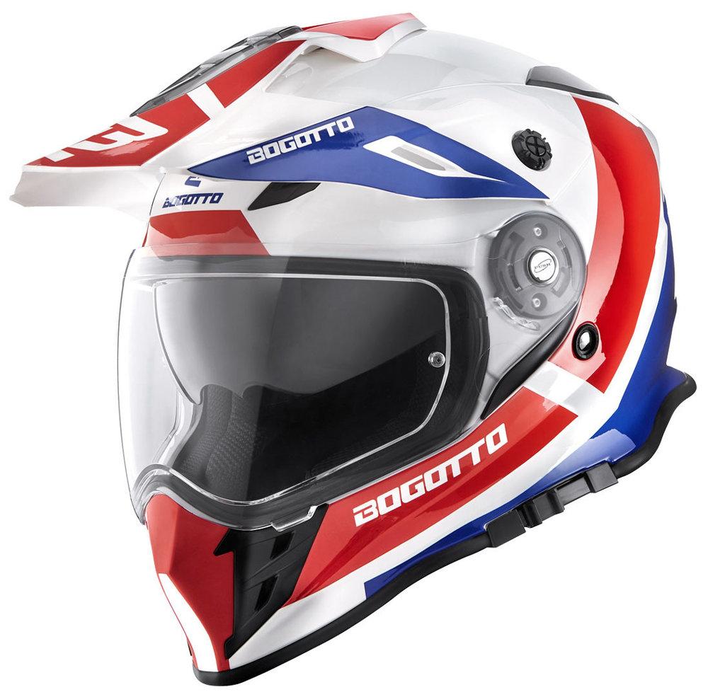 Bogotto V331 Pro Tour Enduro Helmet