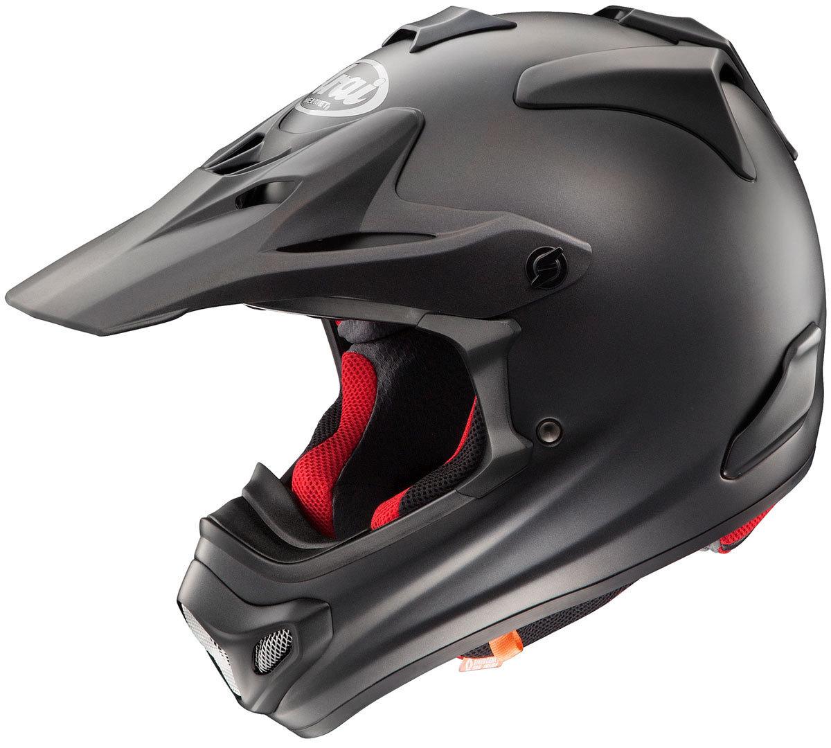 Arai MX-V Solid Frost Motocross Helmet