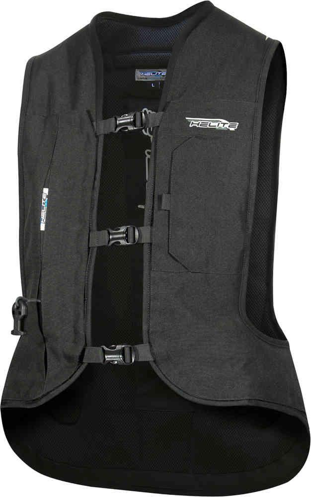 Helite Turtle 2.0 Airbag Vest black