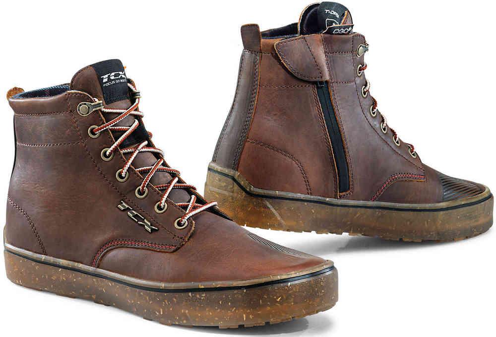 TCX Dartwood Waterproof Motorcycle Shoes