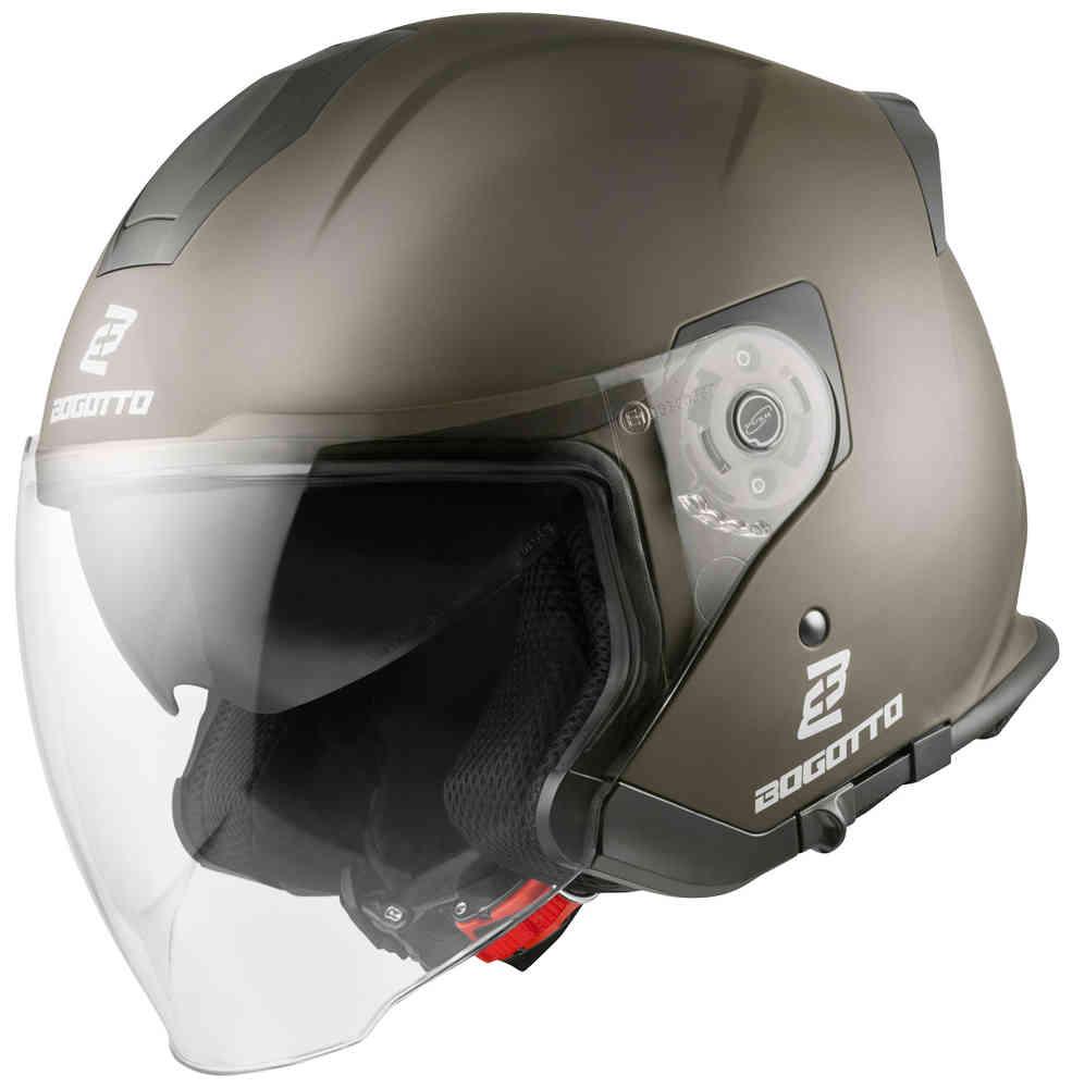 Bogotto V586 Jet Helmet